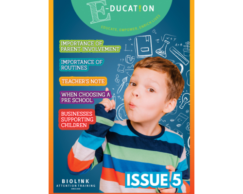 E-Ducation Issue 5